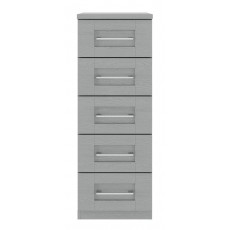 Kingstown Alpha 5 Drawer Narrow Chest