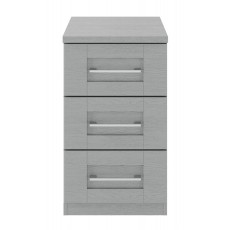 Kingstown Alpha 3 Drawer Narrow Chest