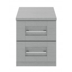 Kingstown Alpha 2 Drawer Bedside