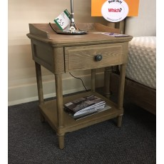 Clearance - Willis Gambier Elle Bedside Table