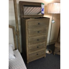 Clearance - Willis Gambier Elle Dressing Chest