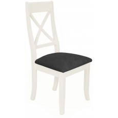 Portbury X-Back Dining Chair - Pair