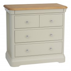 Cromwell 2+2 Chest of Drawers