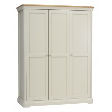 Cromwell Triple Wardrobe (Tall)