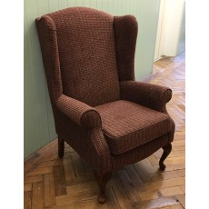 Living Homes Kensington Chair - ROM203 Fabric