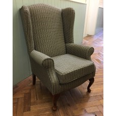 Living Homes Kensington Chair - ROM205 Fabric