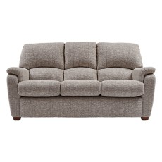 Ashwood Melody Fixed 3 Seater Sofa