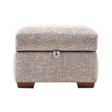 Ashwood Melody Storage Footstool