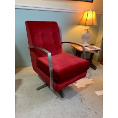 Clearance - Alstons Stockholm Oslo Swivel Chair