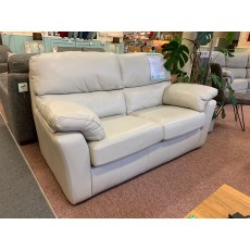 Clearance - Ashwood Hamilton 2 Seater Sofa in Leather