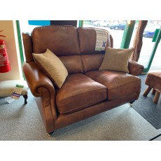 Clearance - Parker Knoll Oakham 2 Seater Sofa in Leather