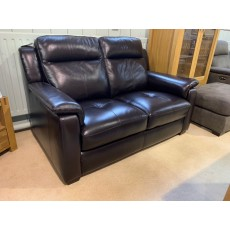 Clearance - HTL Atlanta 2 Seater Sofa in Leather