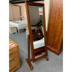 Clearance - Willis Gambier Antoinette Cheval Mirror