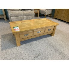 Clearance - Willis Gambier Tuscany Hills Coffee Table