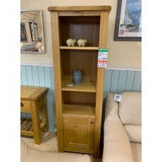 Clearance - Willis Gambier Normandy Narrow Display Cabinet