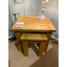 Clearance - Willis Gambier Normandy Nest of Tables