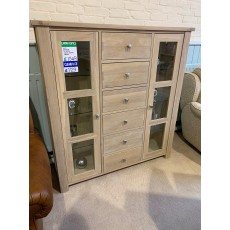 Clearance - Willis Gambier Cotswold Medium Glazed Display Unit