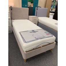 Clearance - Dreamworks Simone 3'0' (90cm) Adjustable Bed PLUS H/board