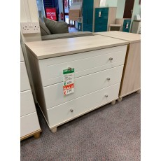 Clearance - Kingstown Trio 3 Drawer Large Chest