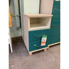 Clearance - Kingstown Halo 2 Drawer Pod Chest