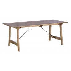 Baker Vincent 200cm Dining Table