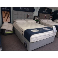 Clearance - Hypnos Pillowtop Cirrus 5'0' (150cm) Kingsize Firm-Edge 2+2 Drawer With Safe PLUS Grace