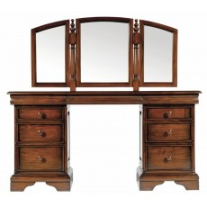 Baker Northfield Dressing Table with Mirror