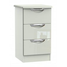 Welcome Cambridge 3 Drawer Locker