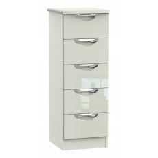 Welcome Cambridge 5 Drawer Locker