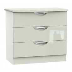 Welcome Cambridge 3 Drawer Chest