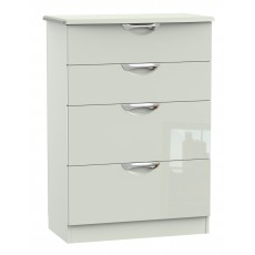 Welcome Cambridge 4 Drawer Deep Chest