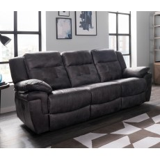 La-Z-Boy Augustine 3 Seater Reclining Sofa