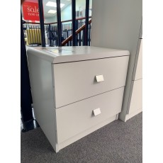 Clearance - Mercury Bedside Chest