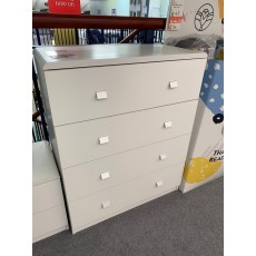 Clearance - Mercury 4 Drawer Chest