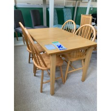 Clearance - Annaghmore Medford Table & 4 Chairs