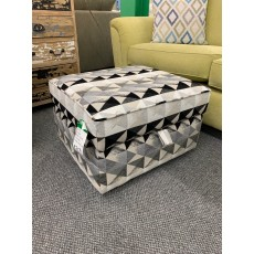 Clearance - Alstons Storage Footstool