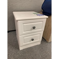 Clearance - Welcome Bude 2 Drawer Locker