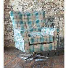 Alstons Cuba Swivel Chair
