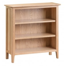 Newport Dining Small Wide Bookcase