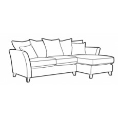 Living Homes Lily Corner Chaise