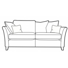 Living Homes Lily Large Sofa