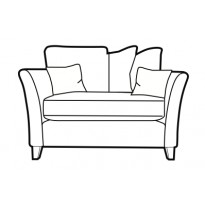 Living Homes Lily Loveseat