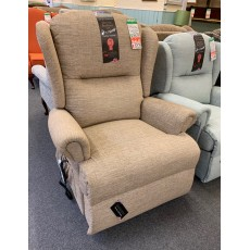 Clearance - Sherborne Malvern Royale Dual Motor Riser Recliner