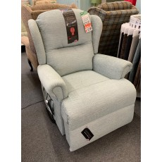 Clearance - Sherborne Malvern Small Single Motor Riser Recliner