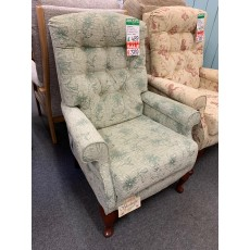 Clearance - Sherborne Shildon Low Seat Armchair