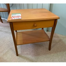 Clearance - Sutcliffe Trafalgar Lamp Table with Drawer