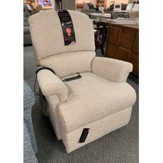 Clearance - Sherborne Nevada Small Dual Motor Riser Recliner