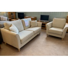 Clearance - Softnord Isla 2.5 Seater Sofa & Chair