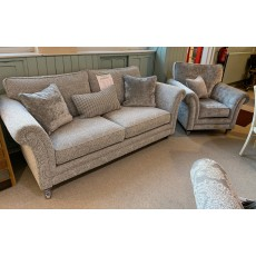Clearance - Alstons Lowry 3 Seater Sofa & Chair