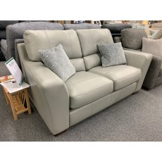Clearance - Ashwood Plaza 2 Seater Sofa in Leather